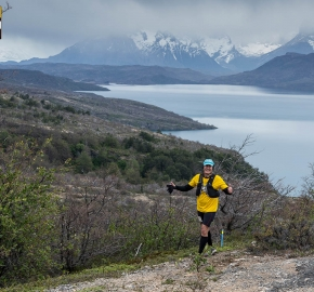 utp1909lues1934; Ultra Trail Running Patagonia Sixth Edition of Ultra Paine 2019 Provincia de Última Esperanza, Patagonia Chile; International Ultra Trail Running Event; Sexta Edición Trail Running Internacional, Chilean Patagonia 2019