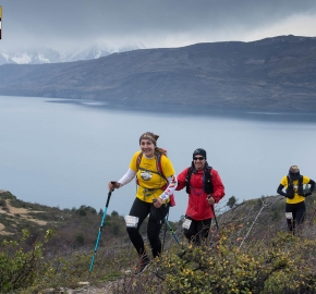 utp1909lues1956; Ultra Trail Running Patagonia Sixth Edition of Ultra Paine 2019 Provincia de Última Esperanza, Patagonia Chile; International Ultra Trail Running Event; Sexta Edición Trail Running Internacional, Chilean Patagonia 2019