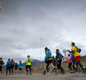utp1909paai7007; Ultra Trail Running Patagonia Sixth Edition of Ultra Paine 2019 Provincia de Última Esperanza, Patagonia Chile; International Ultra Trail Running Event; Sexta Edición Trail Running Internacional, Chilean Patagonia 2019