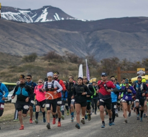 utp1909paai7066; Ultra Trail Running Patagonia Sixth Edition of Ultra Paine 2019 Provincia de Última Esperanza, Patagonia Chile; International Ultra Trail Running Event; Sexta Edición Trail Running Internacional, Chilean Patagonia 2019
