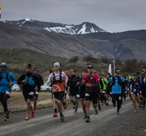utp1909paai7069; Ultra Trail Running Patagonia Sixth Edition of Ultra Paine 2019 Provincia de Última Esperanza, Patagonia Chile; International Ultra Trail Running Event; Sexta Edición Trail Running Internacional, Chilean Patagonia 2019