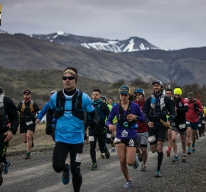utp1909paai7072; Ultra Trail Running Patagonia Sixth Edition of Ultra Paine 2019 Provincia de Última Esperanza, Patagonia Chile; International Ultra Trail Running Event; Sexta Edición Trail Running Internacional, Chilean Patagonia 2019