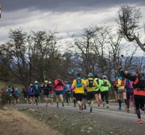 utp1909paai7078; Ultra Trail Running Patagonia Sixth Edition of Ultra Paine 2019 Provincia de Última Esperanza, Patagonia Chile; International Ultra Trail Running Event; Sexta Edición Trail Running Internacional, Chilean Patagonia 2019