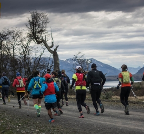 utp1909paai7083; Ultra Trail Running Patagonia Sixth Edition of Ultra Paine 2019 Provincia de Última Esperanza, Patagonia Chile; International Ultra Trail Running Event; Sexta Edición Trail Running Internacional, Chilean Patagonia 2019