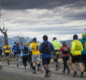 utp1909paai7086; Ultra Trail Running Patagonia Sixth Edition of Ultra Paine 2019 Provincia de Última Esperanza, Patagonia Chile; International Ultra Trail Running Event; Sexta Edición Trail Running Internacional, Chilean Patagonia 2019
