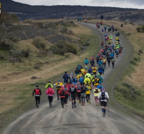 utp1909paai7092; Ultra Trail Running Patagonia Sixth Edition of Ultra Paine 2019 Provincia de Última Esperanza, Patagonia Chile; International Ultra Trail Running Event; Sexta Edición Trail Running Internacional, Chilean Patagonia 2019