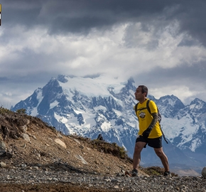 utp1909paai7160; Ultra Trail Running Patagonia Sixth Edition of Ultra Paine 2019 Provincia de Última Esperanza, Patagonia Chile; International Ultra Trail Running Event; Sexta Edición Trail Running Internacional, Chilean Patagonia 2019