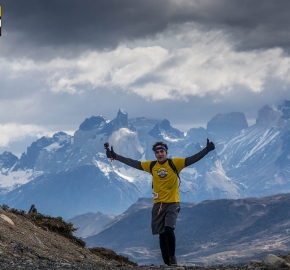utp1909paai7185; Ultra Trail Running Patagonia Sixth Edition of Ultra Paine 2019 Provincia de Última Esperanza, Patagonia Chile; International Ultra Trail Running Event; Sexta Edición Trail Running Internacional, Chilean Patagonia 2019