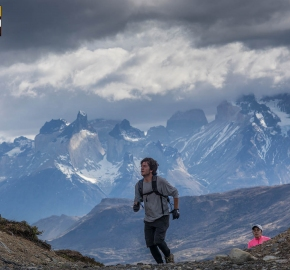 utp1909paai7189; Ultra Trail Running Patagonia Sixth Edition of Ultra Paine 2019 Provincia de Última Esperanza, Patagonia Chile; International Ultra Trail Running Event; Sexta Edición Trail Running Internacional, Chilean Patagonia 2019