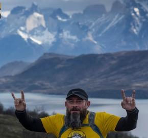 utp1909paai7256; Ultra Trail Running Patagonia Sixth Edition of Ultra Paine 2019 Provincia de Última Esperanza, Patagonia Chile; International Ultra Trail Running Event; Sexta Edición Trail Running Internacional, Chilean Patagonia 2019