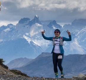 utp1909paai7283; Ultra Trail Running Patagonia Sixth Edition of Ultra Paine 2019 Provincia de Última Esperanza, Patagonia Chile; International Ultra Trail Running Event; Sexta Edición Trail Running Internacional, Chilean Patagonia 2019