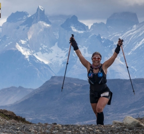 utp1909paai7291; Ultra Trail Running Patagonia Sixth Edition of Ultra Paine 2019 Provincia de Última Esperanza, Patagonia Chile; International Ultra Trail Running Event; Sexta Edición Trail Running Internacional, Chilean Patagonia 2019