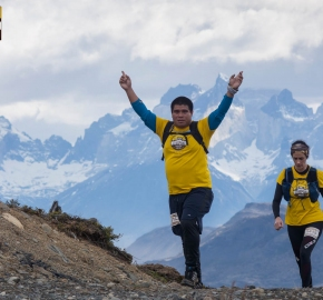 utp1909paai7305; Ultra Trail Running Patagonia Sixth Edition of Ultra Paine 2019 Provincia de Última Esperanza, Patagonia Chile; International Ultra Trail Running Event; Sexta Edición Trail Running Internacional, Chilean Patagonia 2019