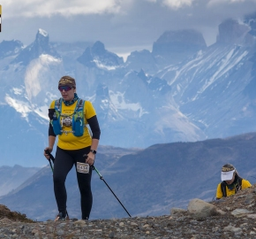 utp1909paai7309; Ultra Trail Running Patagonia Sixth Edition of Ultra Paine 2019 Provincia de Última Esperanza, Patagonia Chile; International Ultra Trail Running Event; Sexta Edición Trail Running Internacional, Chilean Patagonia 2019
