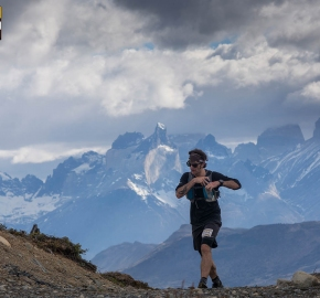 utp1909paai7338; Ultra Trail Running Patagonia Sixth Edition of Ultra Paine 2019 Provincia de Última Esperanza, Patagonia Chile; International Ultra Trail Running Event; Sexta Edición Trail Running Internacional, Chilean Patagonia 2019