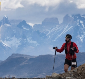 utp1909paai7343; Ultra Trail Running Patagonia Sixth Edition of Ultra Paine 2019 Provincia de Última Esperanza, Patagonia Chile; International Ultra Trail Running Event; Sexta Edición Trail Running Internacional, Chilean Patagonia 2019