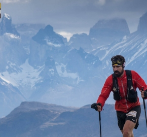 utp1909paai7344; Ultra Trail Running Patagonia Sixth Edition of Ultra Paine 2019 Provincia de Última Esperanza, Patagonia Chile; International Ultra Trail Running Event; Sexta Edición Trail Running Internacional, Chilean Patagonia 2019