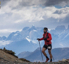 utp1909paai7346; Ultra Trail Running Patagonia Sixth Edition of Ultra Paine 2019 Provincia de Última Esperanza, Patagonia Chile; International Ultra Trail Running Event; Sexta Edición Trail Running Internacional, Chilean Patagonia 2019