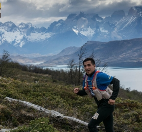 utp1909paai7355; Ultra Trail Running Patagonia Sixth Edition of Ultra Paine 2019 Provincia de Última Esperanza, Patagonia Chile; International Ultra Trail Running Event; Sexta Edición Trail Running Internacional, Chilean Patagonia 2019