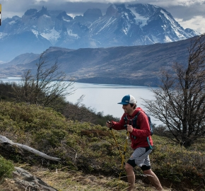 utp1909paai7361; Ultra Trail Running Patagonia Sixth Edition of Ultra Paine 2019 Provincia de Última Esperanza, Patagonia Chile; International Ultra Trail Running Event; Sexta Edición Trail Running Internacional, Chilean Patagonia 2019
