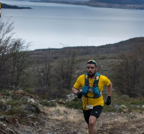 utp1909paai7383; Ultra Trail Running Patagonia Sixth Edition of Ultra Paine 2019 Provincia de Última Esperanza, Patagonia Chile; International Ultra Trail Running Event; Sexta Edición Trail Running Internacional, Chilean Patagonia 2019