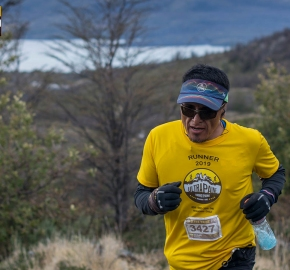 utp1909paai7390; Ultra Trail Running Patagonia Sixth Edition of Ultra Paine 2019 Provincia de Última Esperanza, Patagonia Chile; International Ultra Trail Running Event; Sexta Edición Trail Running Internacional, Chilean Patagonia 2019