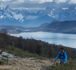 utp1909paai7402; Ultra Trail Running Patagonia Sixth Edition of Ultra Paine 2019 Provincia de Última Esperanza, Patagonia Chile; International Ultra Trail Running Event; Sexta Edición Trail Running Internacional, Chilean Patagonia 2019