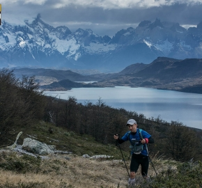 utp1909paai7408; Ultra Trail Running Patagonia Sixth Edition of Ultra Paine 2019 Provincia de Última Esperanza, Patagonia Chile; International Ultra Trail Running Event; Sexta Edición Trail Running Internacional, Chilean Patagonia 2019