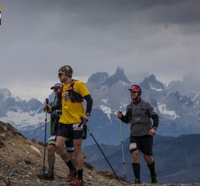 utp1909paai7548; Ultra Trail Running Patagonia Sixth Edition of Ultra Paine 2019 Provincia de Última Esperanza, Patagonia Chile; International Ultra Trail Running Event; Sexta Edición Trail Running Internacional, Chilean Patagonia 2019