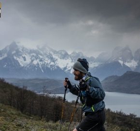 utp1909paai7600; Ultra Trail Running Patagonia Sixth Edition of Ultra Paine 2019 Provincia de Última Esperanza, Patagonia Chile; International Ultra Trail Running Event; Sexta Edición Trail Running Internacional, Chilean Patagonia 2019