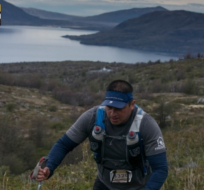 utp1909paai7603; Ultra Trail Running Patagonia Sixth Edition of Ultra Paine 2019 Provincia de Última Esperanza, Patagonia Chile; International Ultra Trail Running Event; Sexta Edición Trail Running Internacional, Chilean Patagonia 2019