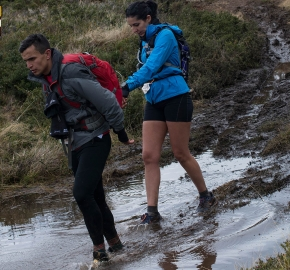 utp1909paai7671; Ultra Trail Running Patagonia Sixth Edition of Ultra Paine 2019 Provincia de Última Esperanza, Patagonia Chile; International Ultra Trail Running Event; Sexta Edición Trail Running Internacional, Chilean Patagonia 2019