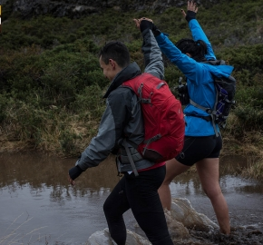 utp1909paai7674; Ultra Trail Running Patagonia Sixth Edition of Ultra Paine 2019 Provincia de Última Esperanza, Patagonia Chile; International Ultra Trail Running Event; Sexta Edición Trail Running Internacional, Chilean Patagonia 2019