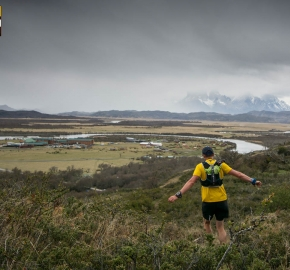 utp1909paai7763; Ultra Trail Running Patagonia Sixth Edition of Ultra Paine 2019 Provincia de Última Esperanza, Patagonia Chile; International Ultra Trail Running Event; Sexta Edición Trail Running Internacional, Chilean Patagonia 2019