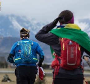 utp1909paai8052; Ultra Trail Running Patagonia Sixth Edition of Ultra Paine 2019 Provincia de Última Esperanza, Patagonia Chile; International Ultra Trail Running Event; Sexta Edición Trail Running Internacional, Chilean Patagonia 2019