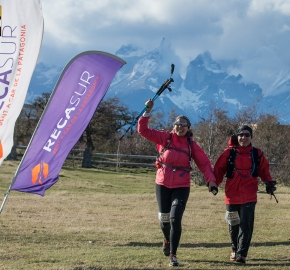 utp1909paai8188; Ultra Trail Running Patagonia Sixth Edition of Ultra Paine 2019 Provincia de Última Esperanza, Patagonia Chile; International Ultra Trail Running Event; Sexta Edición Trail Running Internacional, Chilean Patagonia 2019