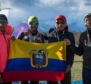 utp1909paai8218; Ultra Trail Running Patagonia Sixth Edition of Ultra Paine 2019 Provincia de Última Esperanza, Patagonia Chile; International Ultra Trail Running Event; Sexta Edición Trail Running Internacional, Chilean Patagonia 2019