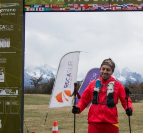 utp1909paai8223; Ultra Trail Running Patagonia Sixth Edition of Ultra Paine 2019 Provincia de Última Esperanza, Patagonia Chile; International Ultra Trail Running Event; Sexta Edición Trail Running Internacional, Chilean Patagonia 2019