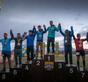 utp1909paai8290; Ultra Trail Running Patagonia Sixth Edition of Ultra Paine 2019 Provincia de Última Esperanza, Patagonia Chile; International Ultra Trail Running Event; Sexta Edición Trail Running Internacional, Chilean Patagonia 2019