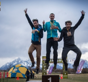utp1909paai8301; Ultra Trail Running Patagonia Sixth Edition of Ultra Paine 2019 Provincia de Última Esperanza, Patagonia Chile; International Ultra Trail Running Event; Sexta Edición Trail Running Internacional, Chilean Patagonia 2019