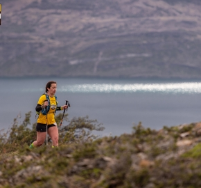 utp1909paav3580; Ultra Trail Running Patagonia Sixth Edition of Ultra Paine 2019 Provincia de Última Esperanza, Patagonia Chile; International Ultra Trail Running Event; Sexta Edición Trail Running Internacional, Chilean Patagonia 2019