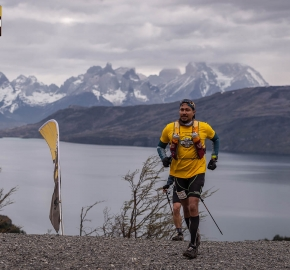 utp1909paav3601; Ultra Trail Running Patagonia Sixth Edition of Ultra Paine 2019 Provincia de Última Esperanza, Patagonia Chile; International Ultra Trail Running Event; Sexta Edición Trail Running Internacional, Chilean Patagonia 2019