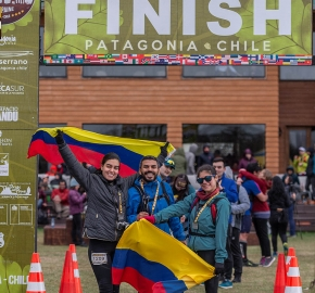 utp1909paav3650; Ultra Trail Running Patagonia Sixth Edition of Ultra Paine 2019 Provincia de Última Esperanza, Patagonia Chile; International Ultra Trail Running Event; Sexta Edición Trail Running Internacional, Chilean Patagonia 2019