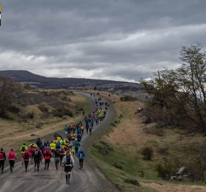 utp1909paav5089; Ultra Trail Running Patagonia Sixth Edition of Ultra Paine 2019 Provincia de Última Esperanza, Patagonia Chile; International Ultra Trail Running Event; Sexta Edición Trail Running Internacional, Chilean Patagonia 2019