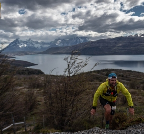 utp1909paav5166; Ultra Trail Running Patagonia Sixth Edition of Ultra Paine 2019 Provincia de Última Esperanza, Patagonia Chile; International Ultra Trail Running Event; Sexta Edición Trail Running Internacional, Chilean Patagonia 2019