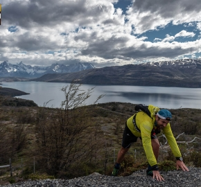utp1909paav5169; Ultra Trail Running Patagonia Sixth Edition of Ultra Paine 2019 Provincia de Última Esperanza, Patagonia Chile; International Ultra Trail Running Event; Sexta Edición Trail Running Internacional, Chilean Patagonia 2019