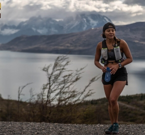 utp1909paav5175; Ultra Trail Running Patagonia Sixth Edition of Ultra Paine 2019 Provincia de Última Esperanza, Patagonia Chile; International Ultra Trail Running Event; Sexta Edición Trail Running Internacional, Chilean Patagonia 2019