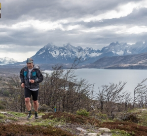 utp1909paav5185; Ultra Trail Running Patagonia Sixth Edition of Ultra Paine 2019 Provincia de Última Esperanza, Patagonia Chile; International Ultra Trail Running Event; Sexta Edición Trail Running Internacional, Chilean Patagonia 2019