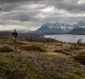 utp1909paav5195; Ultra Trail Running Patagonia Sixth Edition of Ultra Paine 2019 Provincia de Última Esperanza, Patagonia Chile; International Ultra Trail Running Event; Sexta Edición Trail Running Internacional, Chilean Patagonia 2019