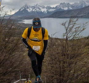 utp1909paav5207; Ultra Trail Running Patagonia Sixth Edition of Ultra Paine 2019 Provincia de Última Esperanza, Patagonia Chile; International Ultra Trail Running Event; Sexta Edición Trail Running Internacional, Chilean Patagonia 2019
